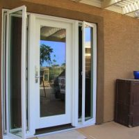 Single Patio Door With Sidelight | Home- Patio | Pinterest ...