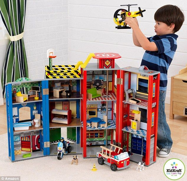 Boys Can Play Too How Gender Neutral Dollhouses Are