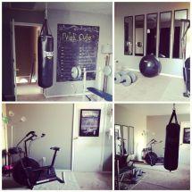 Home Gym Wall Mirror