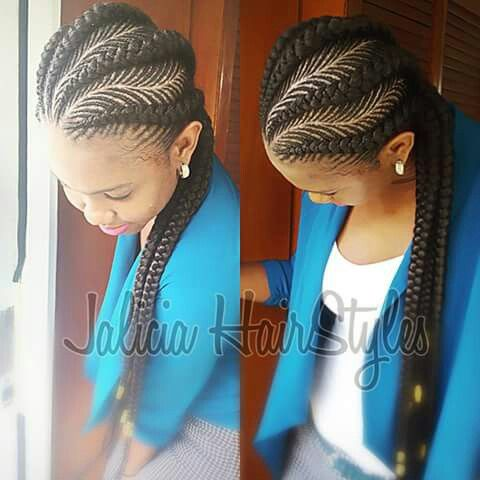 Fishbone Braids Hairstyles Pinterest Styles<br > Ghana