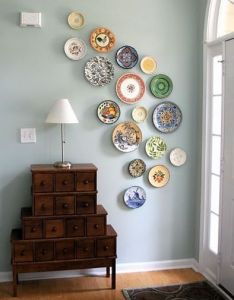Decorating also plates on the wall home ideas pinterest plate walls and rh