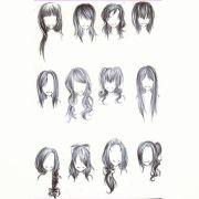 hair styles ' stuck