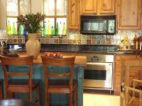 mexican tile kitchen backsplash | My Spanish-style ...