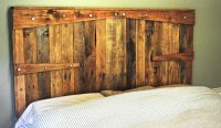 Rustic Headboard/Reclaimed Wood with non by ...