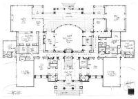 Designs Traditional Floor Plan orlando by John Henry ...