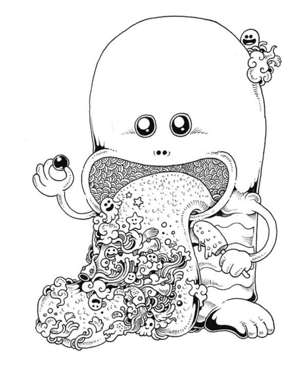Pin Amalia Limon Skech Doodles Drawings And Adult Coloring
