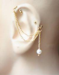 Industrial Barbell, Industrial piercing, Jewelry ...