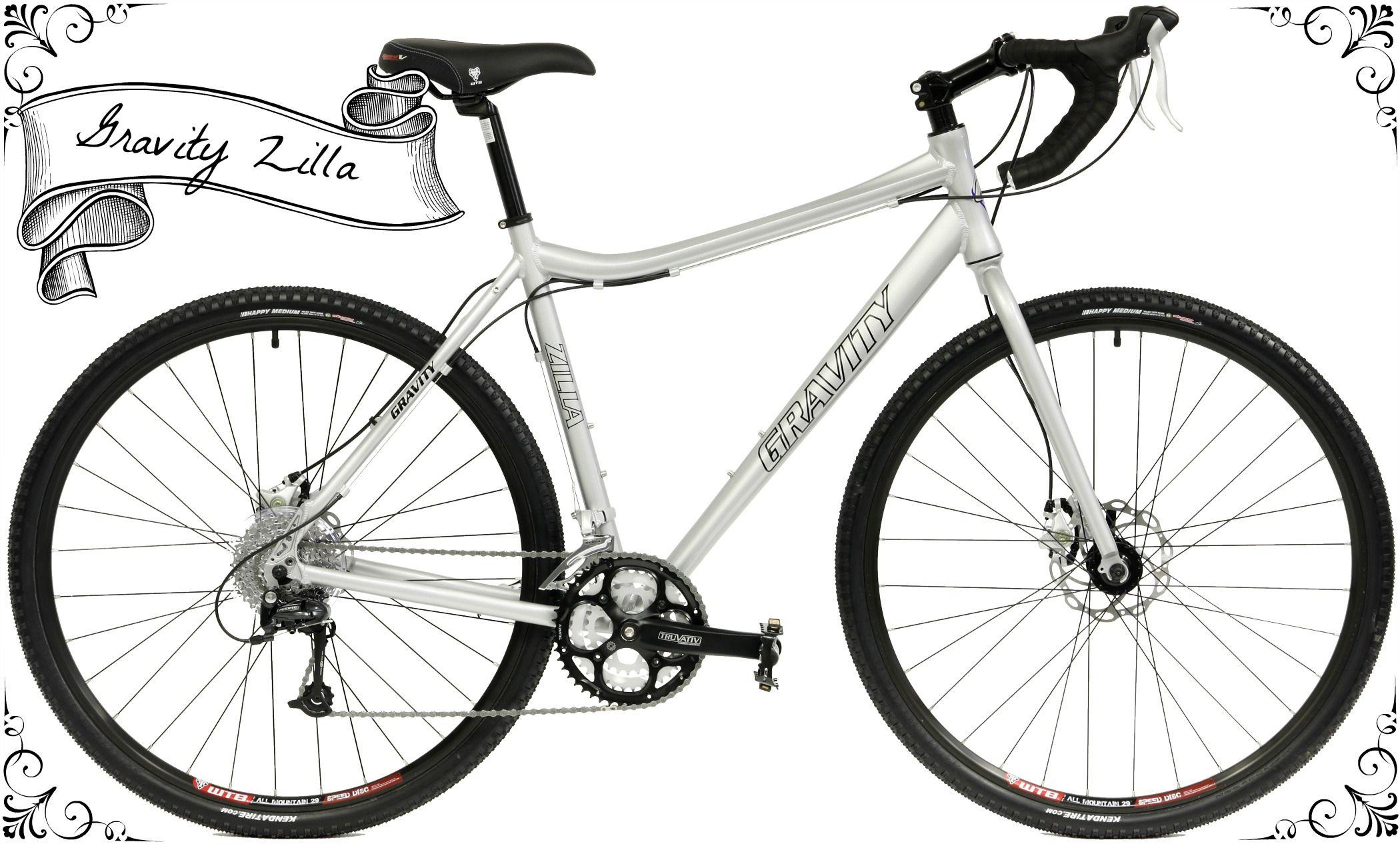 2013 GRAVITY ZILLA 29er Monster Cross Cyclocross Bike