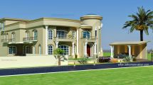 Modern Spanish Villa Designs