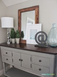Weekend Painting in the Upstairs Hallway | Annie sloan ...