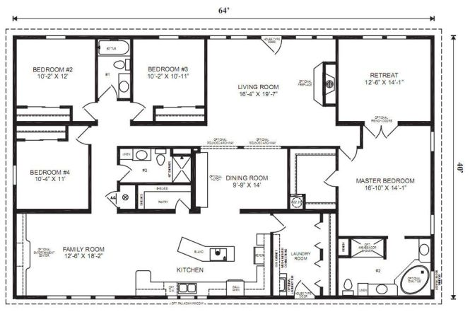 5 Bedroom Modular Homes Floor Plans. 3 Bedroom Modular Homes Prices   Bedroom Style Ideas