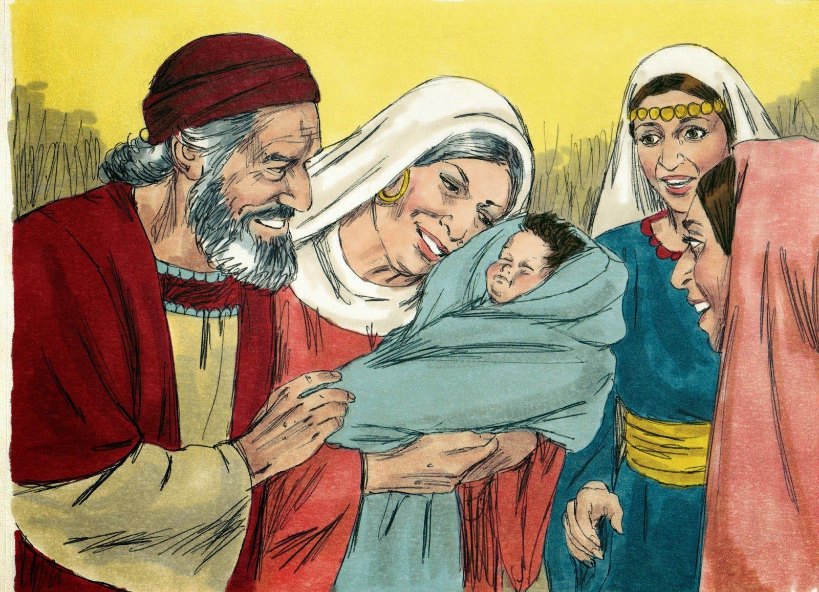 Birth Of John The Baptist Bible School Pinterest Birth And