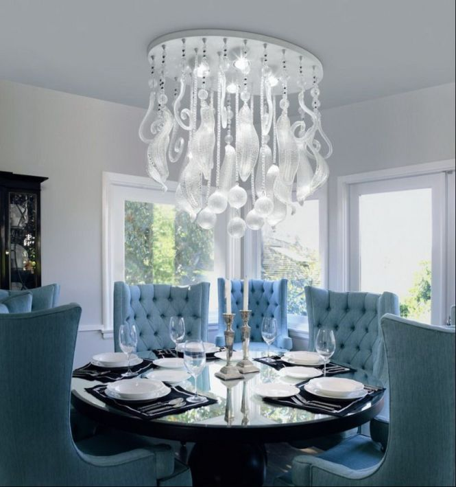 Get 2017 Unique Dining Room Atmosphere With A Fabulous Table