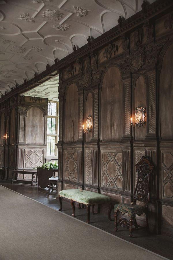 Tudor Period Long Constructed 1600