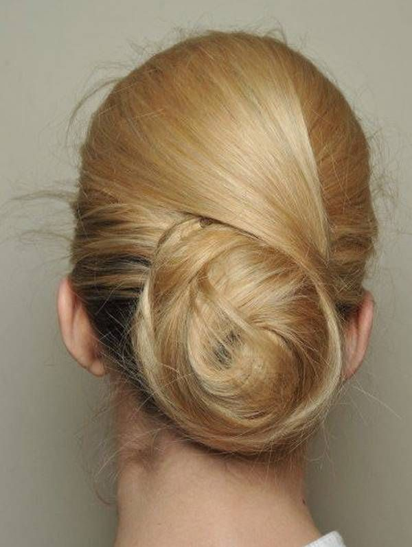 Latest #bunhairstyles Are Looking For #promhairstyles Including