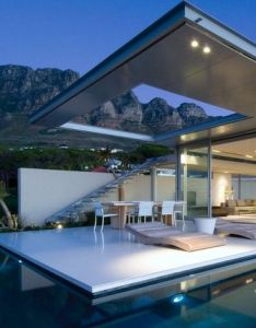Villa designed by saota  stefan antoni olmesdahl truen architects  cape town based studio this luxury house is located in campus bay south africa also pin minell enslin on my home pinterest crescents rh