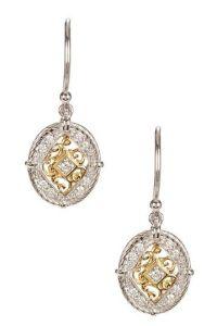 Charriol earrings - love! | Want...Need...Love ...