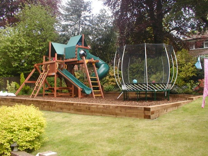 Garden Design Ideas With Children's Play Area Google Search