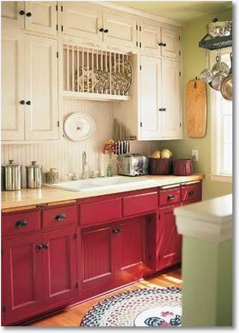 Fabulous kitchens and Bathroomsmostly using Chalk Paint