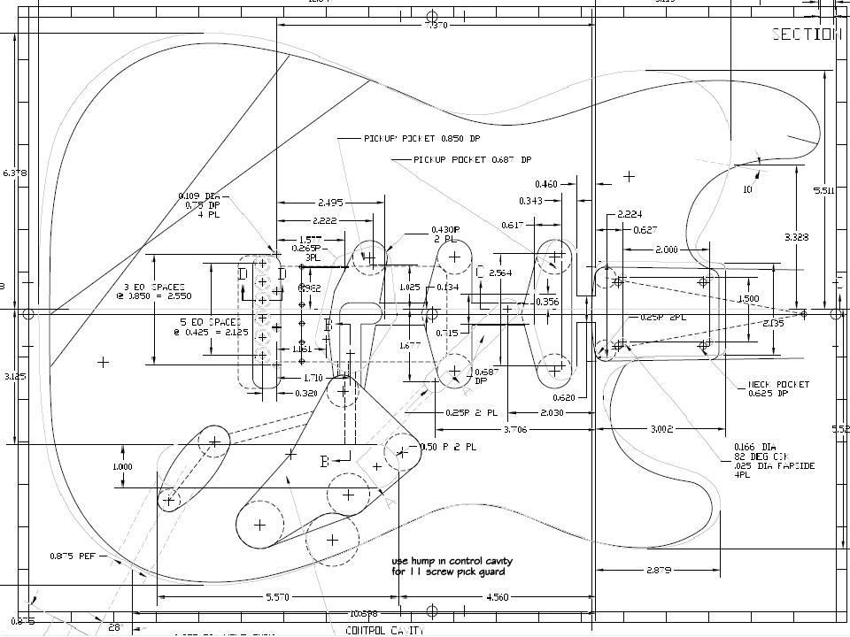 Fender Stratocaster Template. if youre looking for a strat