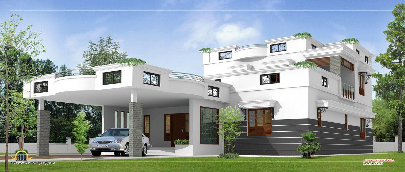Smart House Design Australia 1925 Sq Ft Kerala Home Design