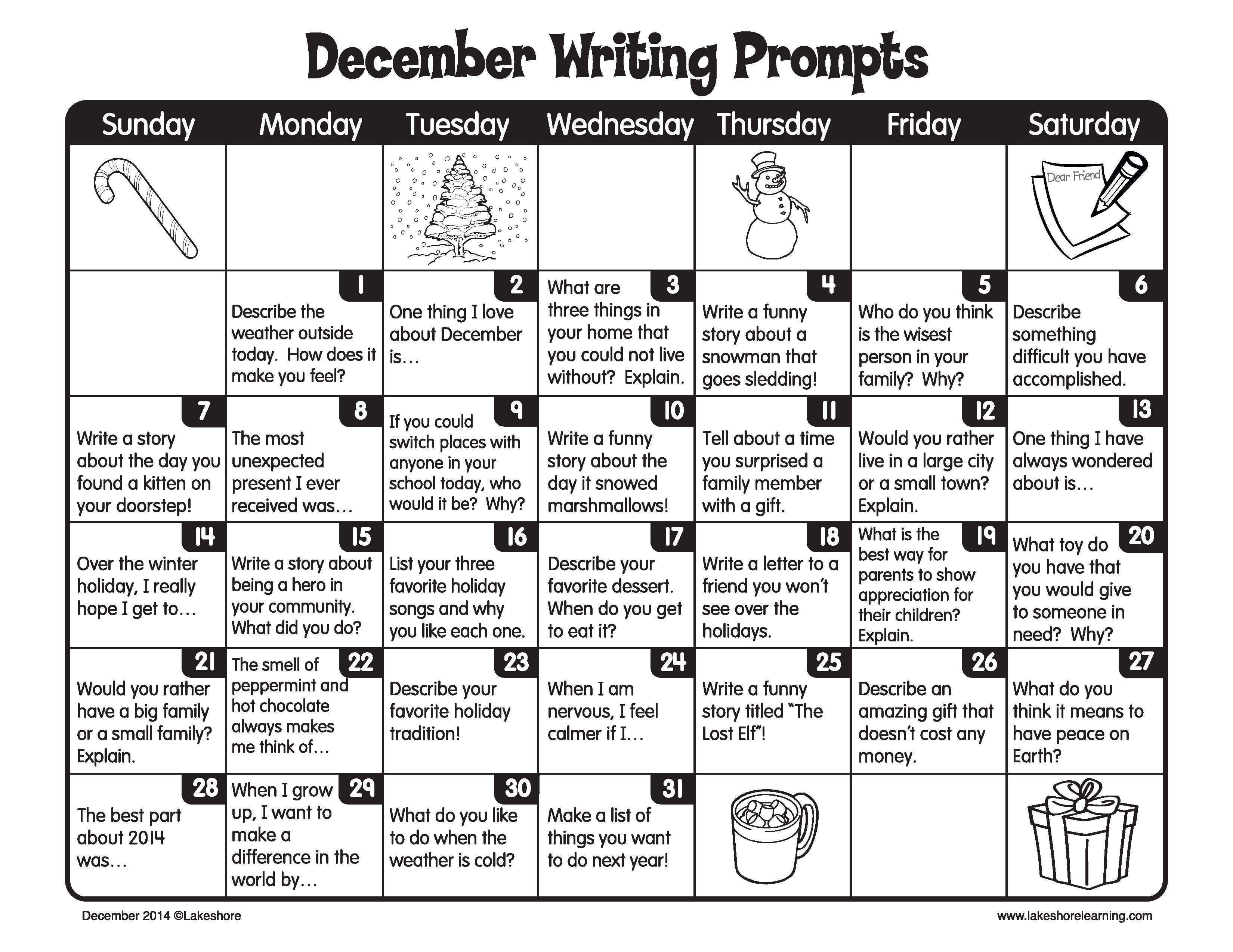 December Is A Great Time For Kids To Get Creative And