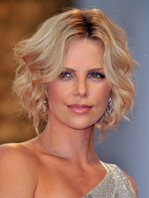 Wellen Kurze Haare Stylen Blonde Damen Trends Haare Pinterest