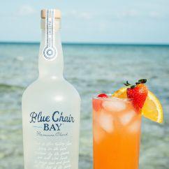 Blue Chair Rum Swivel Bar Chairs With Backs Beach Cocktail 2 Oz Bay Vanilla