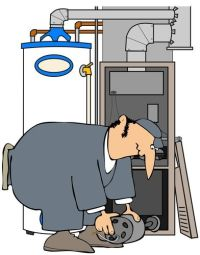 Furnace Repair Cartoon Before you call a AC repair man ...
