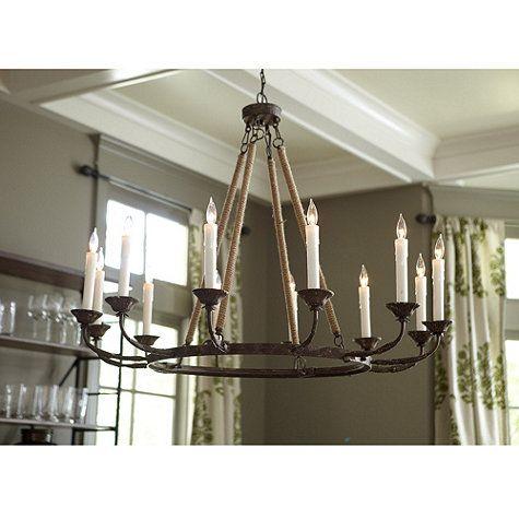 Jen Great Room Laurenza 12 Light Chandelier