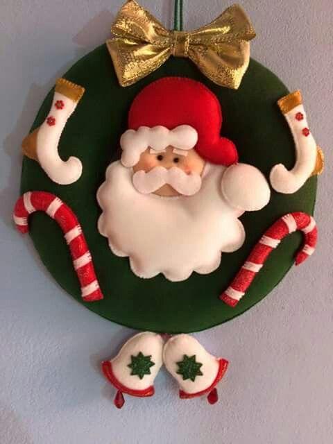 Pinterest Felt Christmas Ornaments