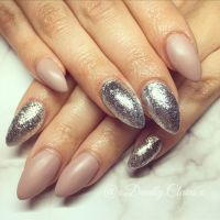 Deadly Claws Nail art gel nails acrylic nails pointed ...