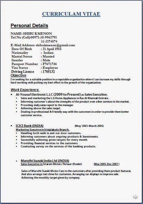 Interests And Activities For Resume Examples - Examples of Resumes