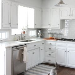 Kitchen Design Photos For Small Kitchens Free Standing Cabinets We Did It Our Remodel Easy Diy Projects And