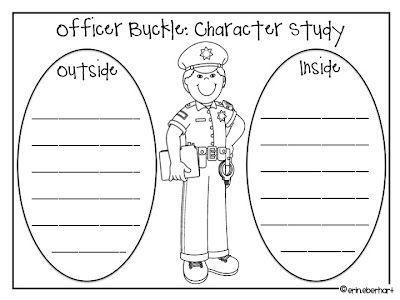 Eberhart's Explorers: Character Analysis: Officer Buckle
