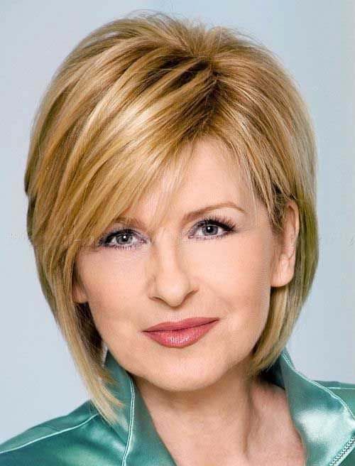 20 Short Haircuts For Over 50 Short Haircut Com 20