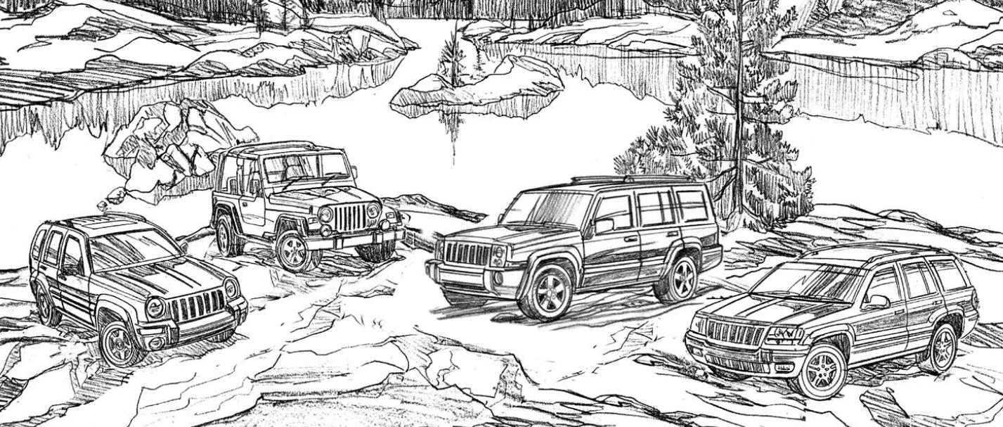 2010 Jeep Wrangler Book