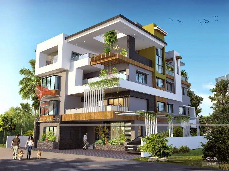 Kerala Style Home Exterior Design