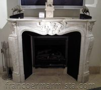 Vintage Fireplace Mantels | Antique fireplace mantels ...