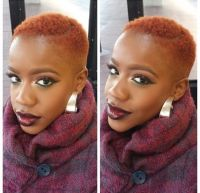 Natural hair- lovely colour | kinky hair | Pinterest | Big ...