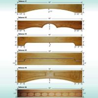 window wood valances | ... natively in the day a wooden ...