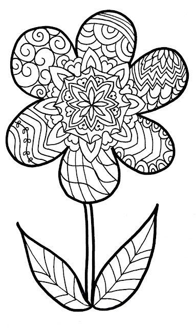 42 Bouquet Of Flowers Coloring Page Free Coloring Pages