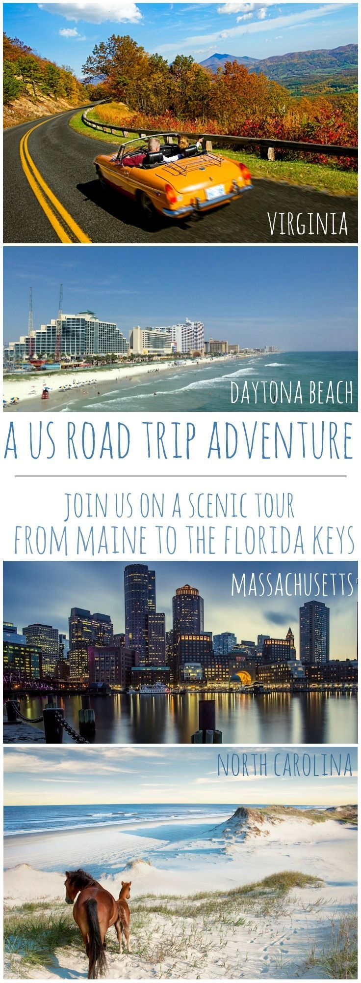 Us Road Trip Join As We Travel