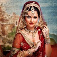 Bridal Jewelry Sets #15 - Beautiful Indian Bridal Jewelry ...