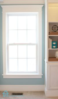 How to install window trim | For the Home | Pinterest ...