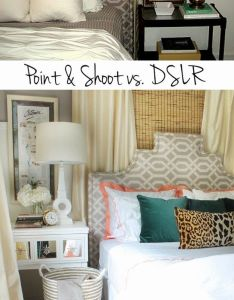 Hunted interior summer home tour also point  shoot vs dslr photography power hour pinterest rh