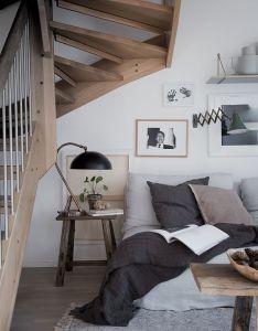 simple ways to create  cosy corner my scandinavian home also rh pinterest