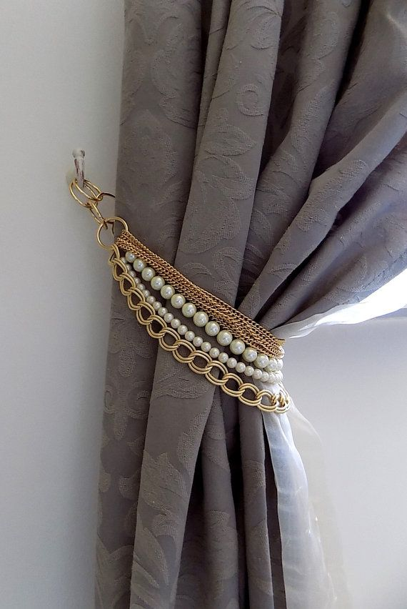 Exclusive Curtain Holders Tie Back With By