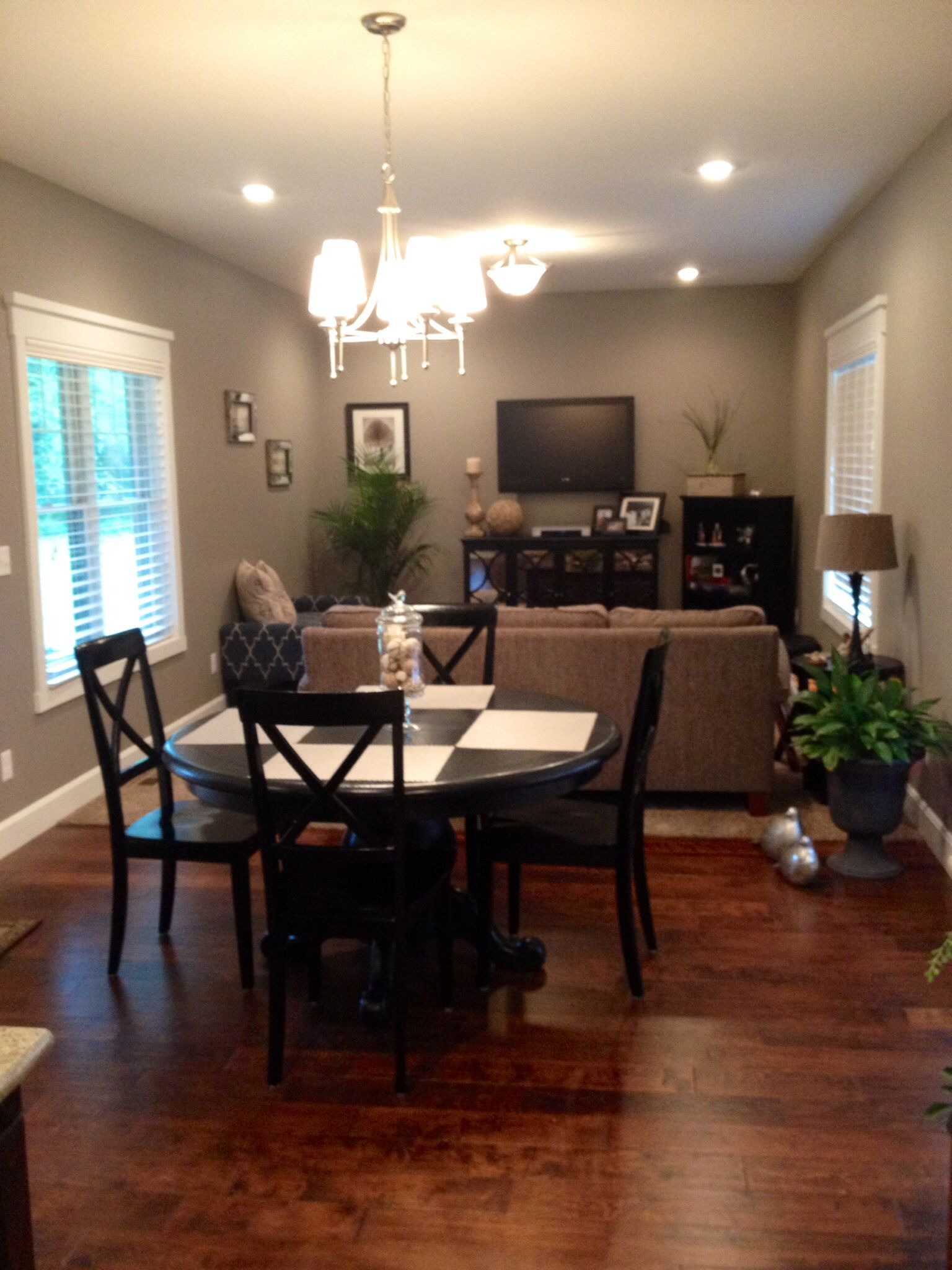 Breakfast and sitting room Sherwin Williams pewter tankard  For the Home  Pinterest