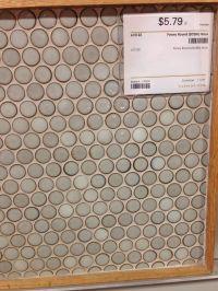 Penny tile for shower floor | Tile for Nebolon | Pinterest ...